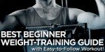 Weight Training Guide!