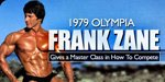 1979 Olympia: Frank Zane Gives A Master Class In How To Compete.