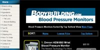 Blood Pressure Monitors Sorted By Top Sellers!