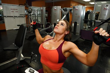 Tiffany Even Earned Her Way To The Coveted Title Of Bodybuilding.com's Female Transformation Of The Week.