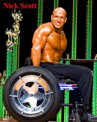 I Would Like To See The Wheelchair Division Get Added In The IFBB Pro Ranks.