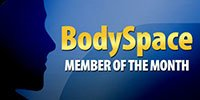 BodySpace Members Of The Month!