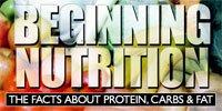 Beginning Nutrition.