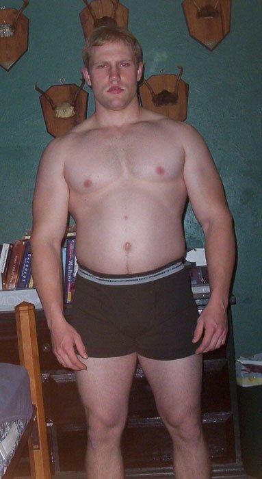 Male Transformation Of The Week - Chris Heitman!
