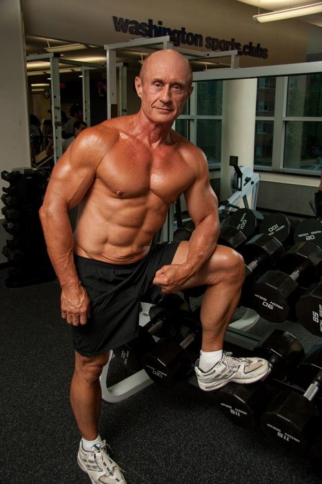 Over 40 Bodybuilder of the Week: Dave Dlouhy