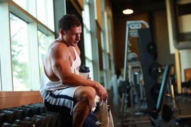 Failure To Address Training Nutrition Can Leave The Bodybuilder Feeling Like A Sloth On Diazepam.