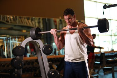 Certain Enzymes Taken At Key Times Might Aid Strength-Training Success.