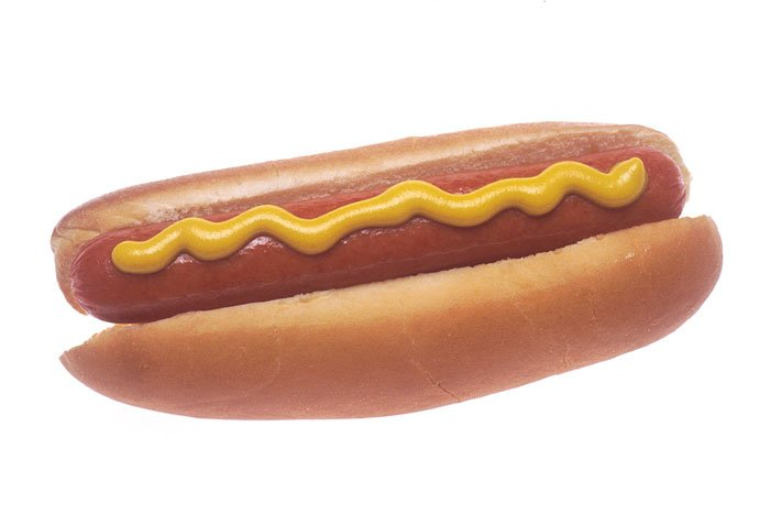 If You Must Choose A Hot Dog, Go With The Regular All-Beef.