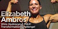 Elizabeth Ambros Wins Hydroxycut MAX! Transformation Challenge!