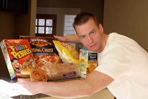 Hoarding Food Is A Characteristic Of Binge Eating.