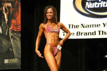 I Started Dialing In My Nutrition When I Competed In A Local NPC Show In 2006.