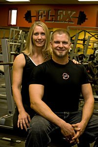 Amy And Shawn Bought The Gym To Live The Dream Of Building A Passion Into A Business.