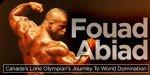 Fouad Abiad: Canada's Lone Olympian's Journey To World Domination!