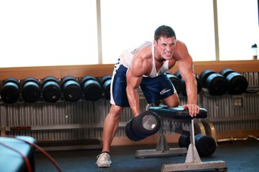 Each Day You'll Be Able To Work At Your Full Strength For Each Exercise.