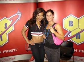 Dannielle & Alicia Maria.