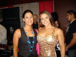 Dannielle & Tiffany Forni.