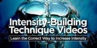 Intensity Building Technique Videos!