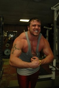 I Knew That I Wanted To Be A Competitive Bodybuilder And One Day Turn Pro.