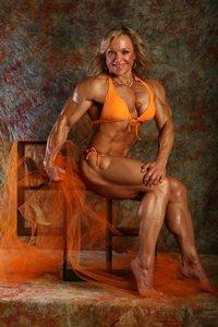 Two-Time Atlantic City Champion, Lisa Aukland.
