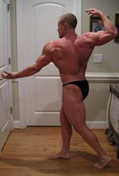 Marc Lobliner, 6 Weeks Out.
