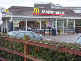 McDonald's Is Possibly The Most Well-Known Fast Food Establishment Around The Globe.