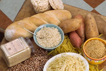 Make Sure Your Carbohydrates Are Not Kept Very Low All The Time.