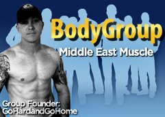 Middle East Muscle.