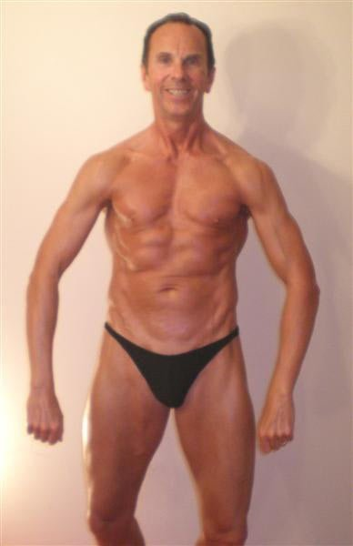 Over 40 transformation of the week mike packham for How much fish oil per day bodybuilding