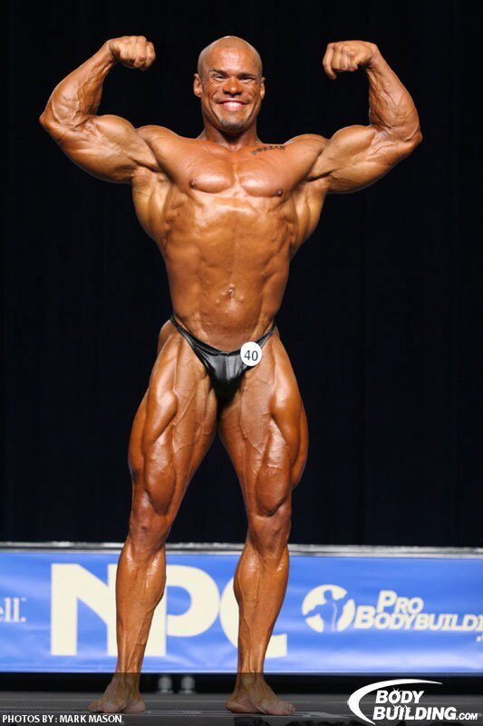 I've Been Around Sports My Whole Life; Therefore I Gave Bodybuilding A Shot And Got Hooked.