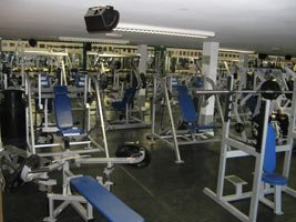Investment And Reinvestment Into The Gym Is Key To Our Success.