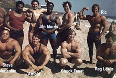 Ric And Arnold's First Commercial In 1971.