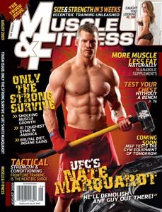 Muscle & Fitness August 2009