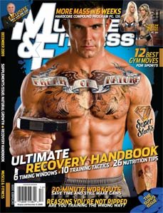 Muscle & Fitness December 2009