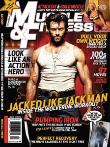 Muscle & Fitness July 2009
