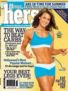 Muscle & Fitness Hers May/June 2009