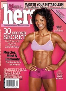 Muscle & Fitness Hers September/October 2009