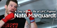 A Day In The Life Of Nate Marquardt, UFC Fighter