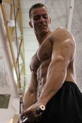 Follow This Routine To Build Huge Triceps.