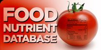 Food Nutrient Database