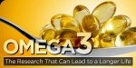 Omega-3 Fat: The Research That Can Lead To A Longer Life.