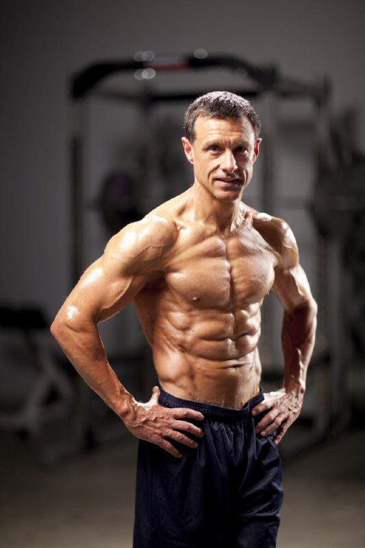 Gaining Muscle After 40: A Complete Beginner's Guide ...