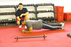 People Train At Our Facility Because Of The Comfortable Atmosphere.