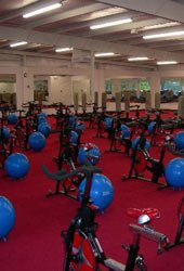 All Aerobics And Cycling Classes Are Free To All Members.