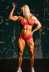 I Continued My Road Through The Bodybuilding World In Sweden With Trial And Errors.