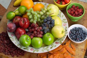 Fresh Fruits Are A Great Source Of Carbohydrates To Provide You With The Energy You Need.