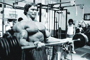 It's Something Arnold Was Doing Instinctively In His Prime To Build Ultimate Mass.
