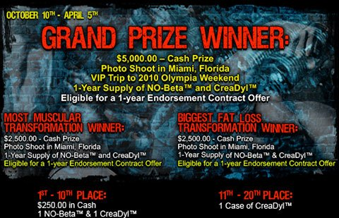 The Grand Prize Winner Will Receive: