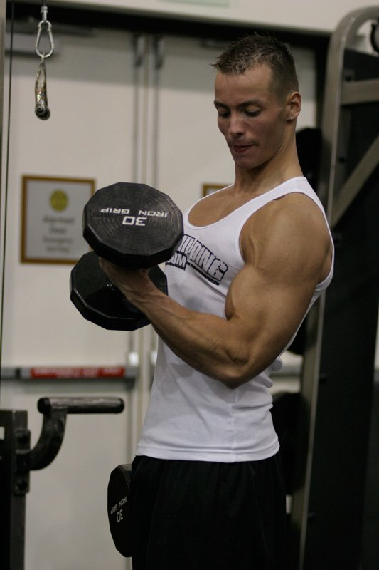 build rock hard muscle with compound sets part 1 back