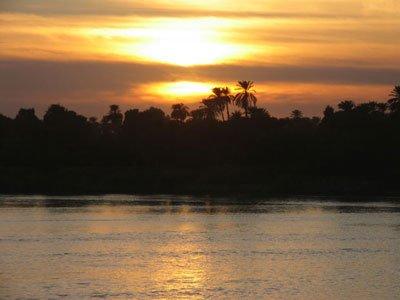 De Nile Ain't Just A River In Egypt.
