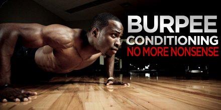 Burpee Conditioning